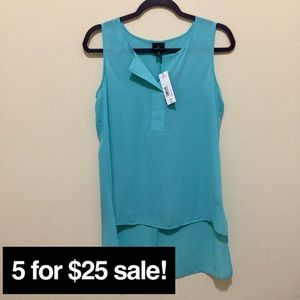 High Low tunic tank small